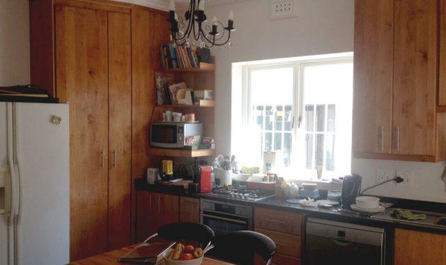 Kitchen in Forest Town