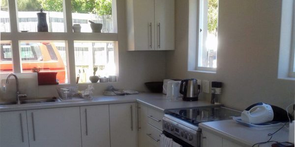 Kitchen in Imhoff's Gift