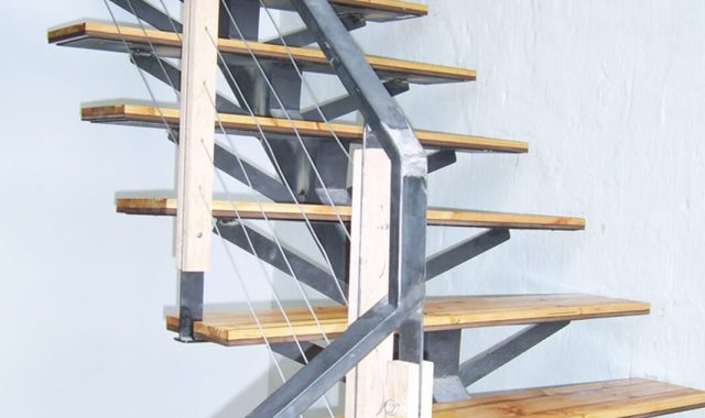 Staircase Recladding