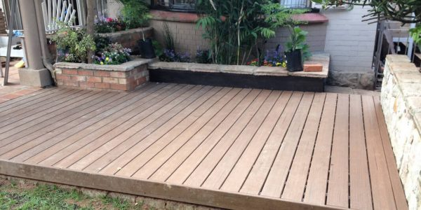 Sustainable Decking